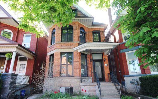 173 West Ave N - 1 Lara Stasiw Real Estate - Hamilton - LEASED